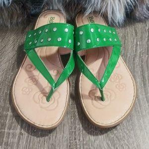 Born Leather Sandals-NWOT